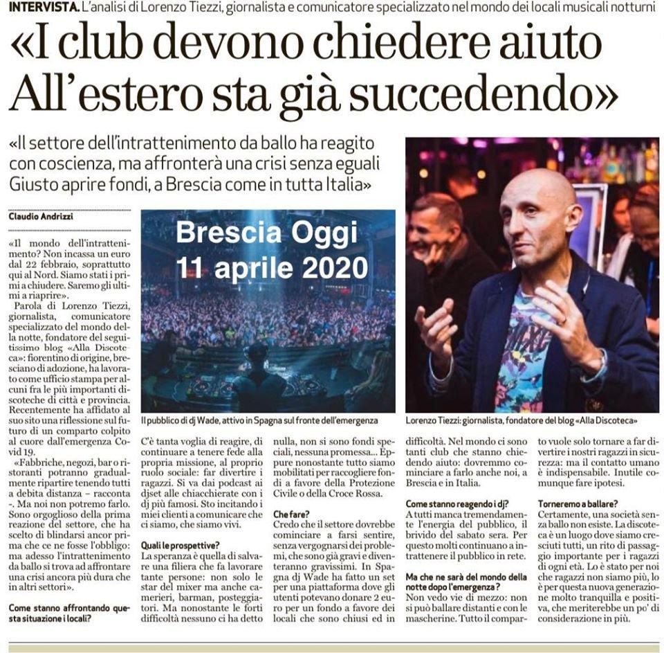 Lorenzo Tiezzi intervista